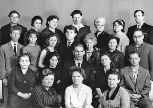 Коллектив ДМШ № 5, 1964 год