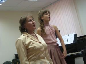 Вокально-хоровое отделение